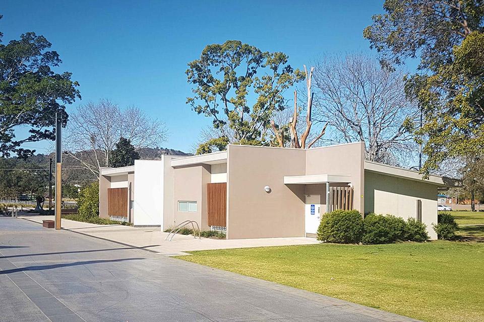 coloured concrete precast